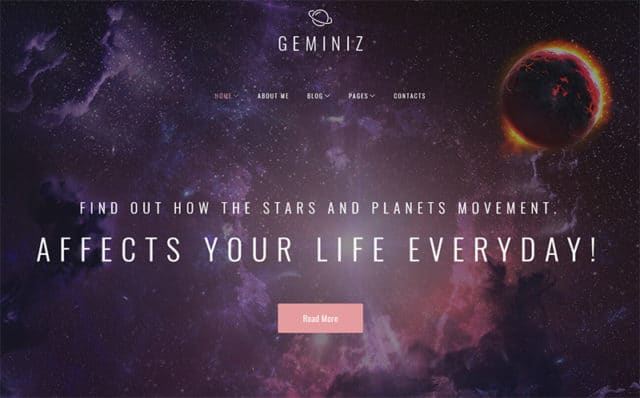 12 Inspiring Futuristic Sci-Fi Templates To Skyrocket Your Next Interface