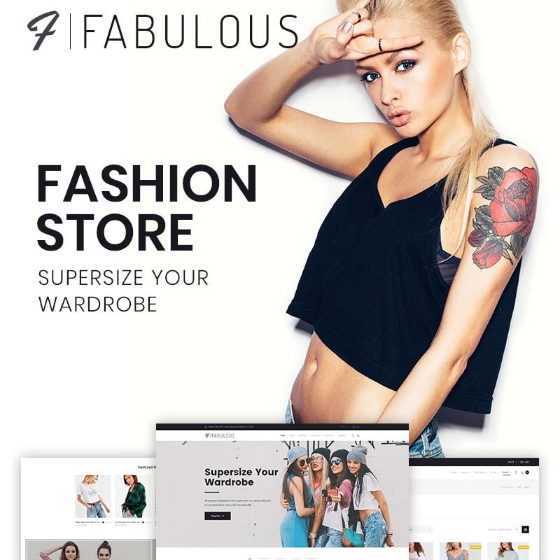 Fabulous Website Template