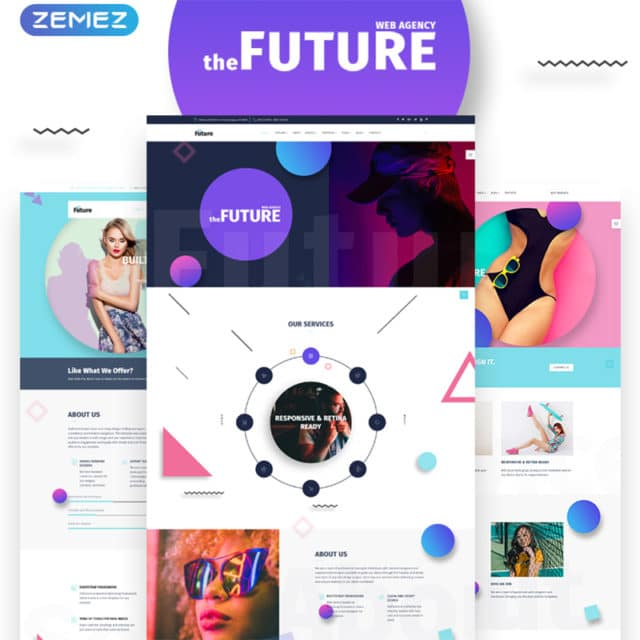 29 Hottest Multipurpose Website Templates You Want to Try