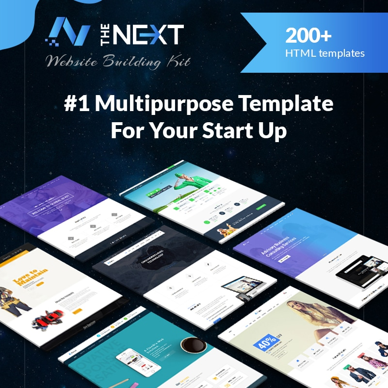 10 Bootstrap Retina Ready Themes to Create a Website for a Successful Business