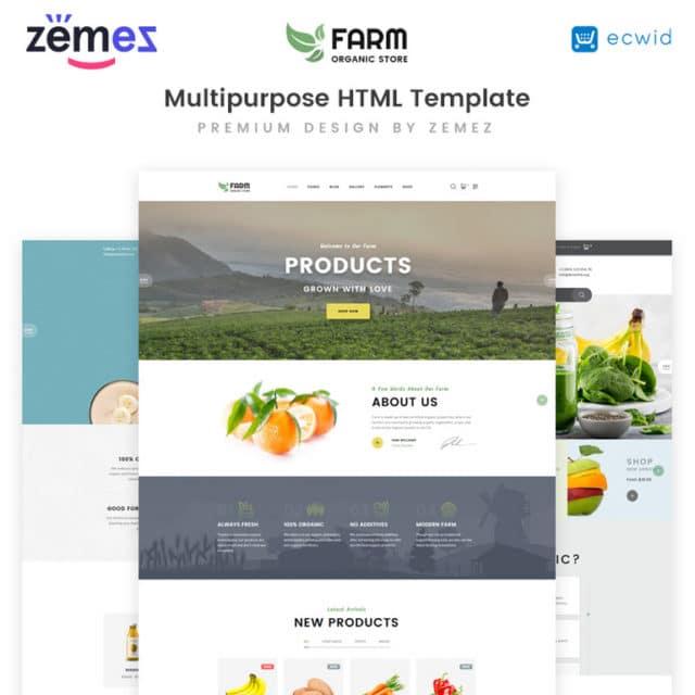 20 HTML5 plus Javascript Website Templates