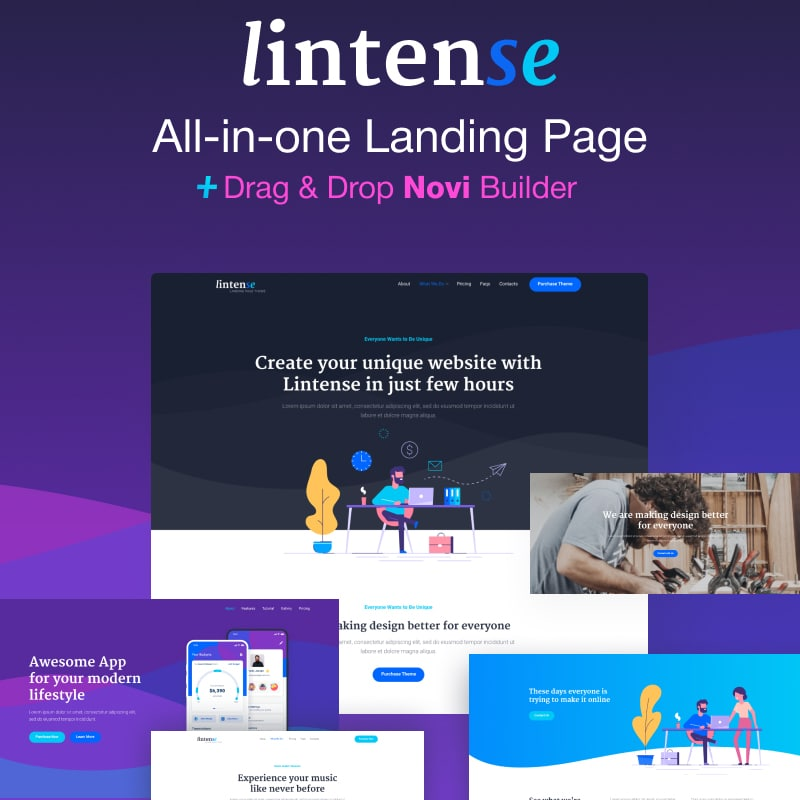 How To Build Business Site With Free & Premium Bootstrap Landing Page Templates?
