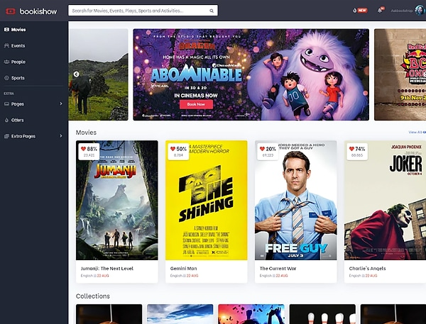 Quick Ways To Open Cinema Online With Movie Template