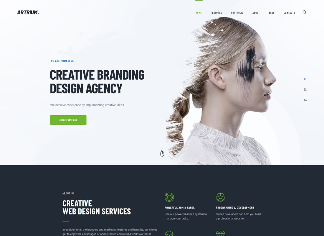 Most Beautiful Design and Photography WordPress Themes to