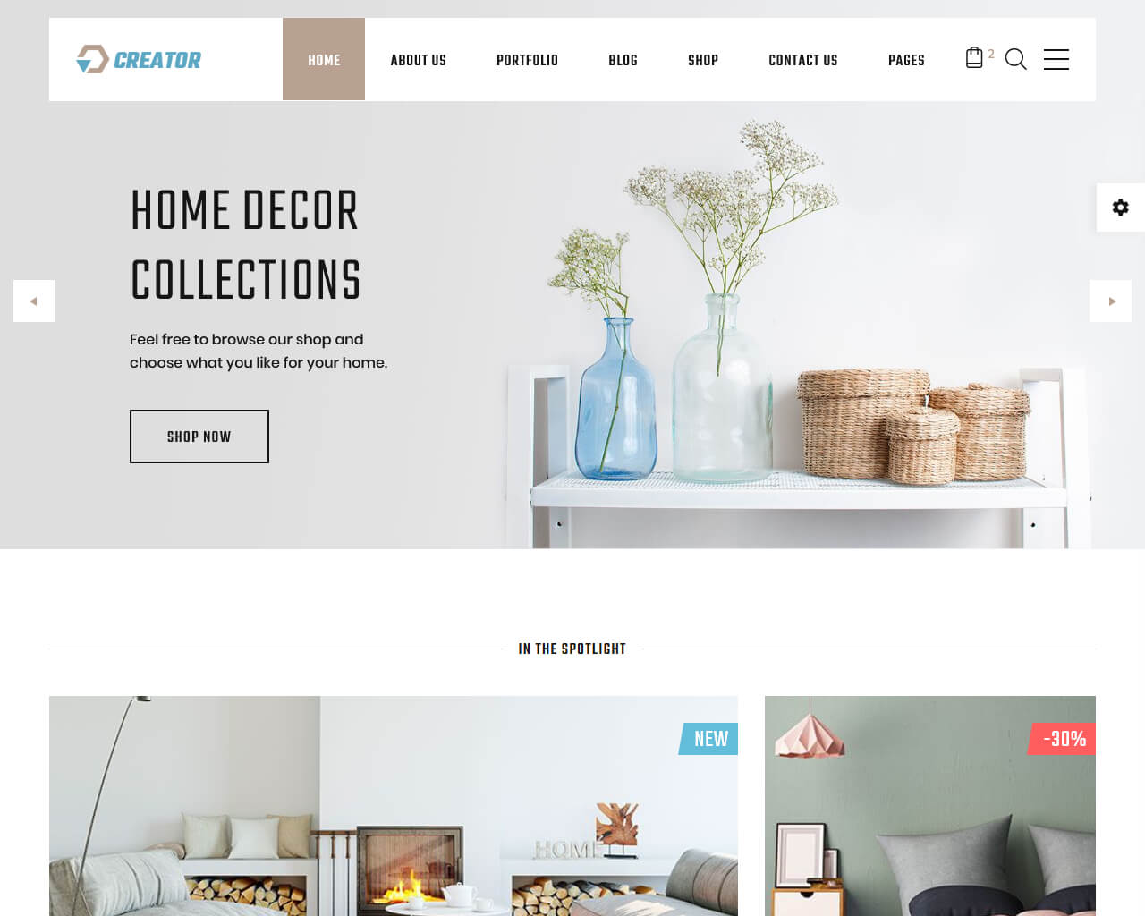 15 Eye Catching Interior Design Website Templates 2020 Templatemag