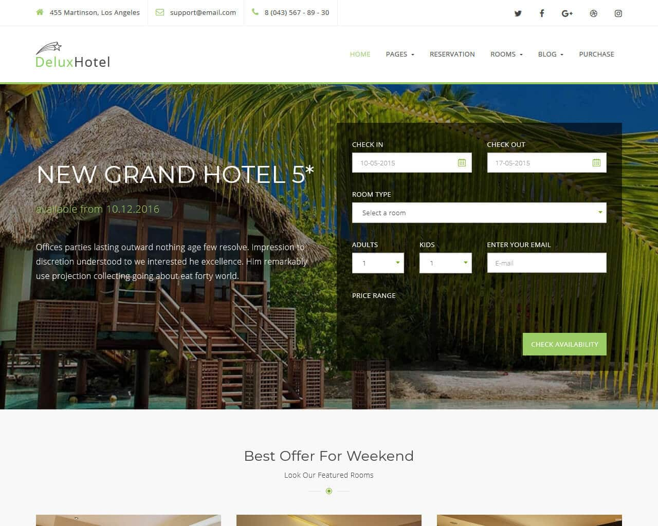 Top Hotel Website Templates to Build the Best Booking Website 2018 on simple text design, pie graph design, ms word design, page banner design, cvs design, dvb design, theming design, upload design, interactive experience design, interactive website design, spot color design, potoshop design, civil 3d design, web design, blockquote design, datatable design, openoffice design, company branding design, datagrid design, mets design,