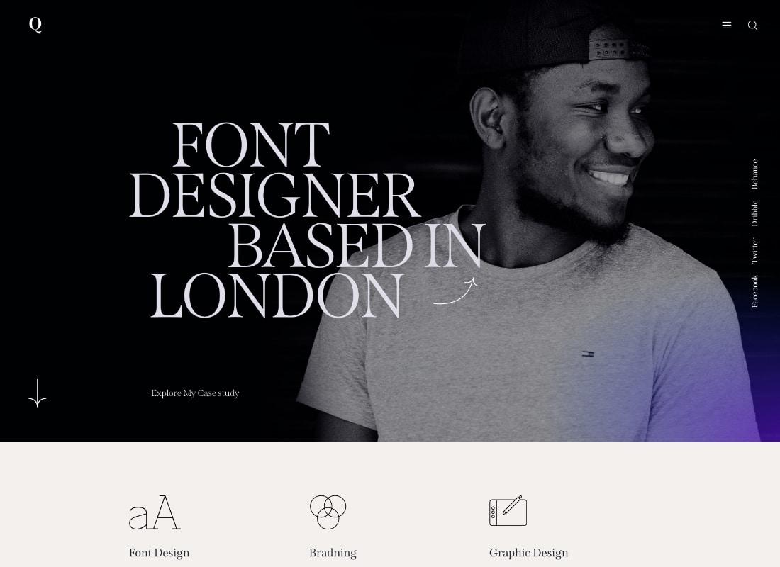 Qwery | Multi-Purpose Business WordPress Theme + RTL Website Template