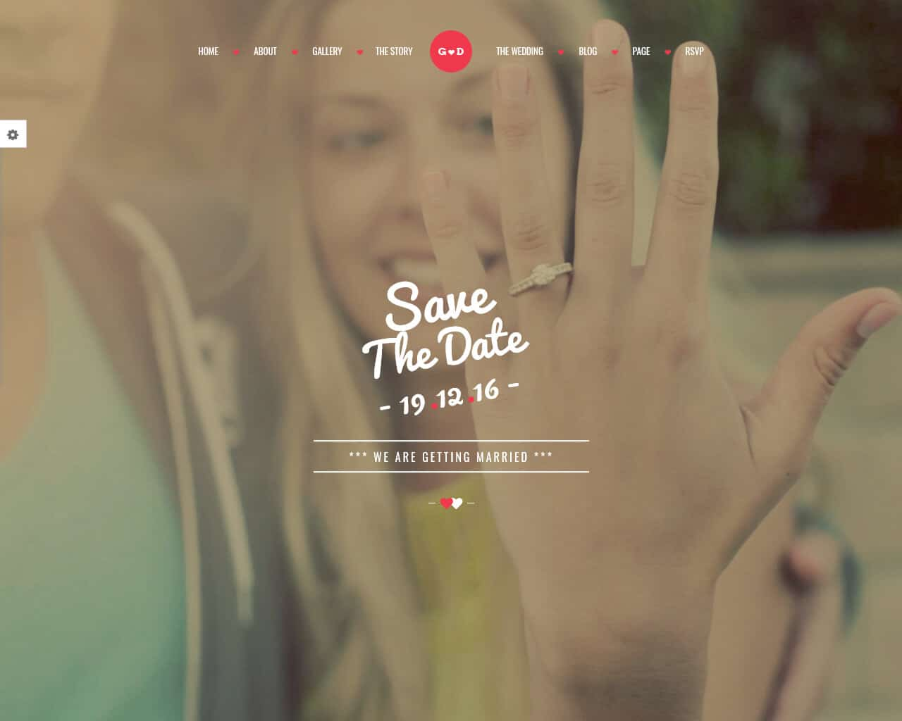 FOREVER Website Template
