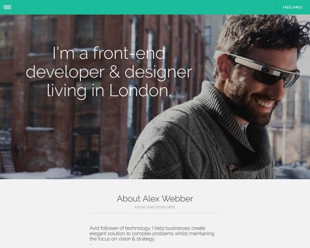 Freelance – Bootstrap Freelance Template