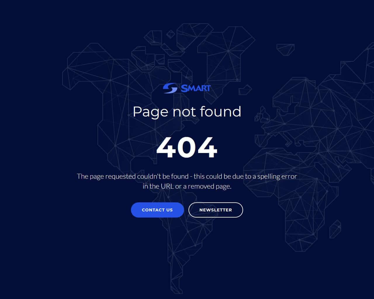 Smart Website Template