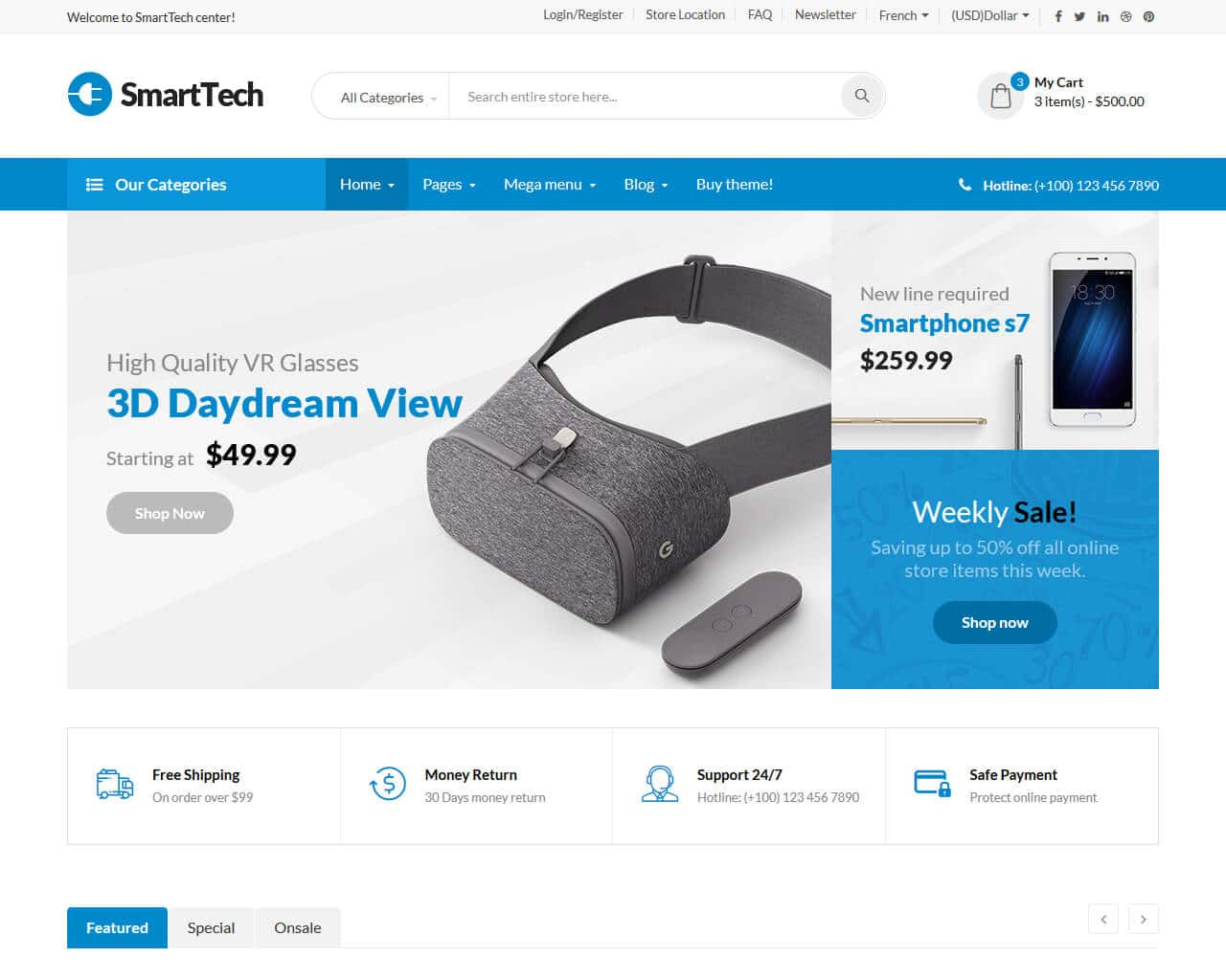 best ecommerce website templates to make your shop stand