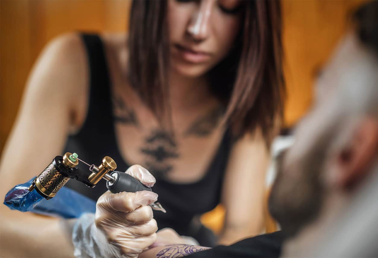 Top Tattoo Salon WordPress Themes to Create a Proper Ink Shop or Salon