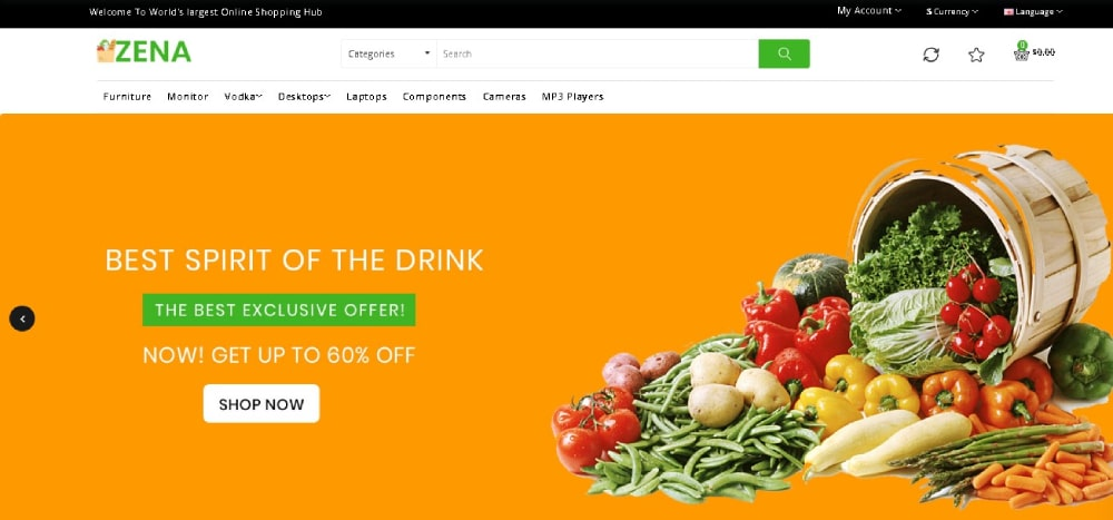 Top 15 OpenCart Templates for Every Need of Yours